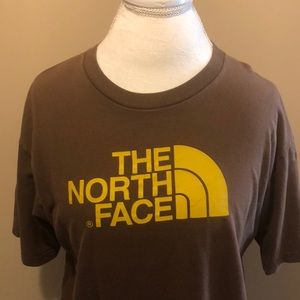 The north face large T-shirt